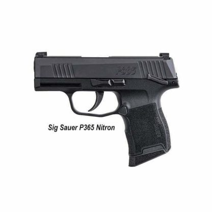 Sig Sauer P365 Nitron, 798681572762, in Stock, For Dale