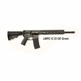LWRC IC DI, OD Green, ICDIR5ODG16, 860942000229, in Stock, For Sale