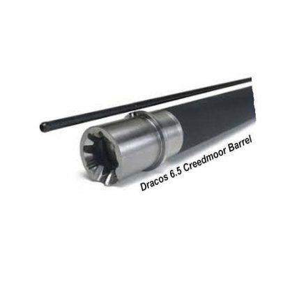 Dracos 6.5 Creedmoor Barrel, in Stock For Sale