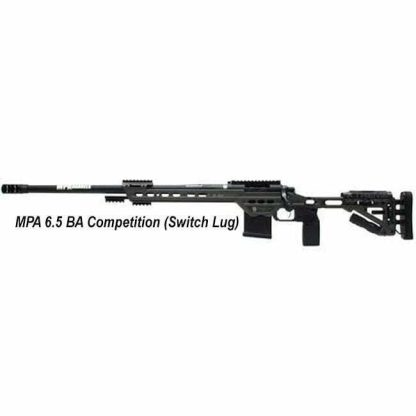 MPA 65BA-SL Bolt Action Competition Rifle (Switch Lug), in Stock, For Sale