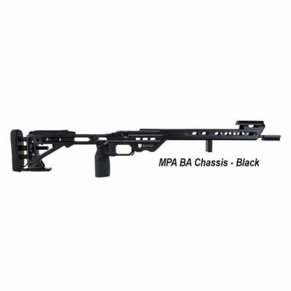 MPA BA Chassis, Black, in Stock For Sale