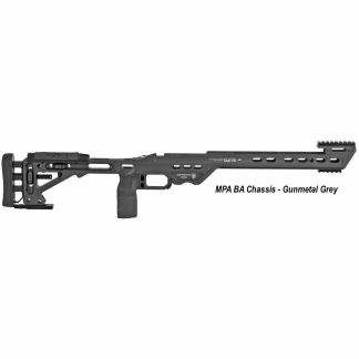 MPA BA Chassis, Gunmetal Grey, in Stock, For Sale