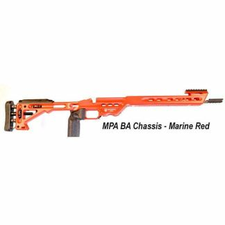 MPA BA Chassis, Marine Red, in Stock, For Sale
