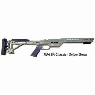 MPA BA Chassis, Sniper Green, in Stock, For Sale