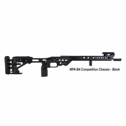 MPA BA Competition Chassis, Black, in Stock, For Sale