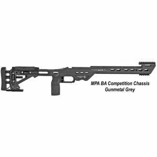 MPA BA Competition Chassis, Gunmetal Grey, in Stock, For Sale