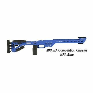 MPA BA Competition Chassis, NRA Blue, in Stock, For Sale