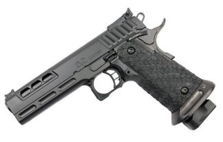 STI DVC Limited Island Blackout 40 S&W