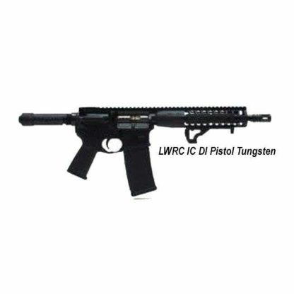 LWRC IC DI Pistol, Tungsten, in Stock, For Sale