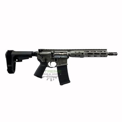 LWRC IC DI Pistol Tungsten, M-LOK, in Stock