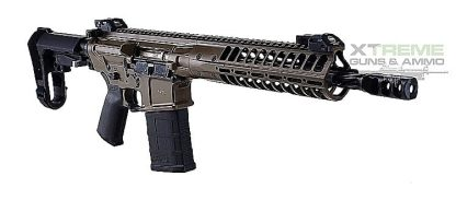 LWRC REPR MKII 308 AR-10 Pistol Patriot Brown
