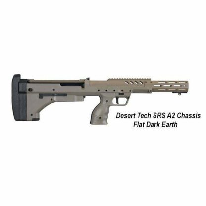 Desert Tech SRS A2 Chassis, Flat Dark Earth, in Stock, For Sale