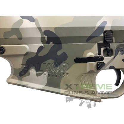 FALKOR PETRA 300 Win Mag 22 Inch DRACOS Barrel (Xtreme Camo)