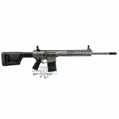 LWRC REPR MKII SC 7.62 Elite 20 inch, Tungsten, LWRC 308 Side Charging Handle, Tungsten, REPRMKIIR7TGPR20SC, 850002972290