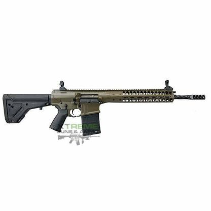 LWRC REPR MKII SC 7.62 16 inch, Patriot Brown, LWRC REPRMKIIR7PBCF16SC, LWRC 850002972030