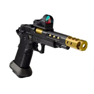 STI DVC O Black/Gold 9mm, STI DVC Open Black and Gold, STI 10-600000-90, STI 816781016280