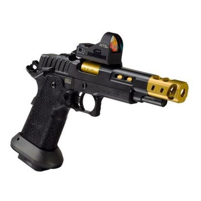 STI DVC S Black/Gold 9mm, STI DVC Steel Black/Gold, STI 10-509000-90, STI 816781016303
