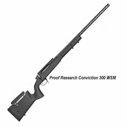 Proof Research Conviction 300 WSM, in Stock, For Sale