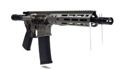 LWRC IC DI Pistol Gun Metal Grey, M-LOK