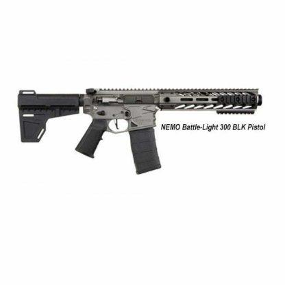 NEMO Arms Battle-Light 300 BLK Pistol, BL-300-8P, 856458004936, in Stock, For Sale