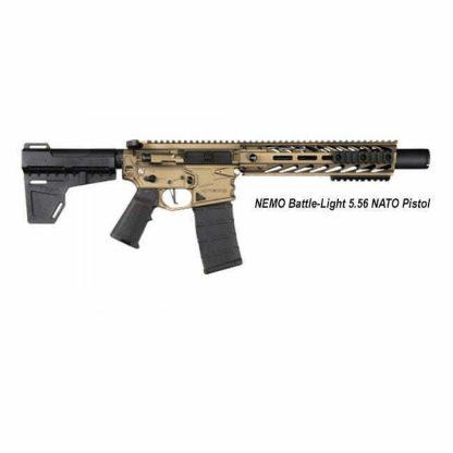 NEMO Battle-Light 5.56 NATO Pistol, BL-556-8P, 856458004222929, in Stock, For Sale