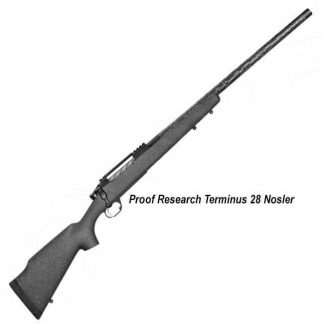 Proof Research Terminus 28 Nosler, in Stock, For Sale