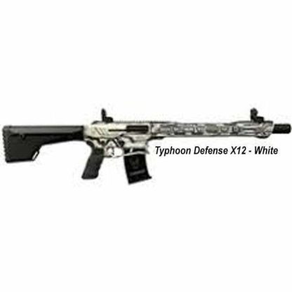 Typhoon Defense X12 White, in Stock, For Sale