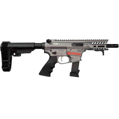 FALKOR FG-9 (Grey), FALKOR FG-9 (Grey) For Sale, Buy FALKOR FG-9 (Grey), Falkor 9mm Pistol Grey, Falkor Defense P9MMFGS5.5-GR
