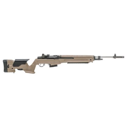 Springfield Armory M1A Loaded 6.5 Creedmoor (FDE), Springfield M1A Loaded 6.5 Creedmoor (FDE), M1A Loaded 6.5 Creedmoor (FDE), MP9820C65, 706397916961