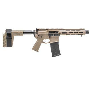Springfield Armory Saint 5.56 AR-15 Pistol (Desert FDE)