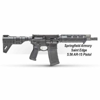 Springfield Armory Saint Edge 5.56 AR-15 Pistol, STE9103556B, STE9103556BLC, 706397921446, in Stock, For Sale