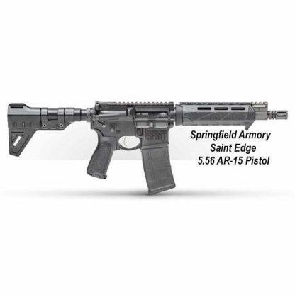 Springfield Armory Saint Edge 5.56 AR-15 Pistol, STE9103556B, STE9103556BLC, 706397921446, in Stock, For Sale