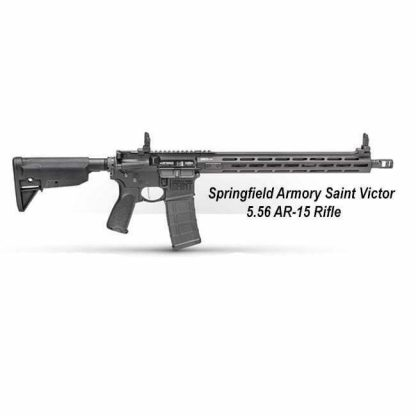 Springfield Armory Saint Victor 5.56 AR-15 Rifle, STV916556B, STV916556BLC, 706397925505, in Stock, For Sale