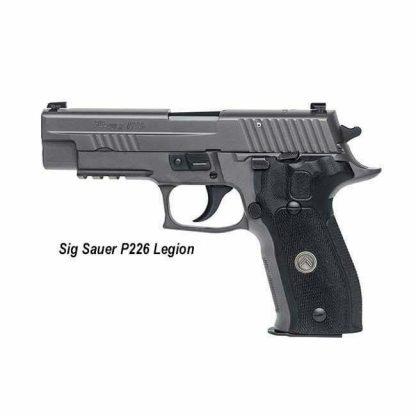 Sig Sauer P226 Legion (15 Round), E26R-9-LEGION, 798681538782, in Stock, for Sale