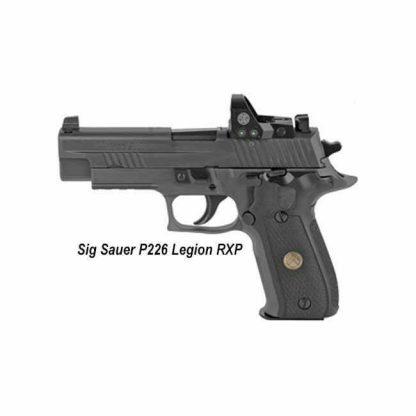 Sig Sauer P226 Legion RXP, E26R-9-LEGION-RXP, 798681626632, in Stock, For Sale