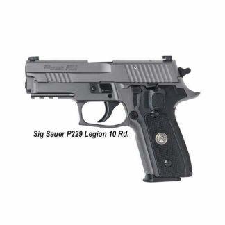 Sig Sauer P229 Legion (10 Round), 229R9LEGION, 798681534852, in Stock, For Sale
