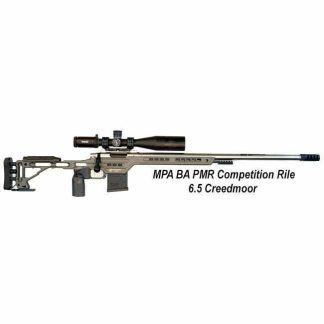 MPA BA PMR Competition Rifle 6.5 Creedmoor, in Stock, For Sale