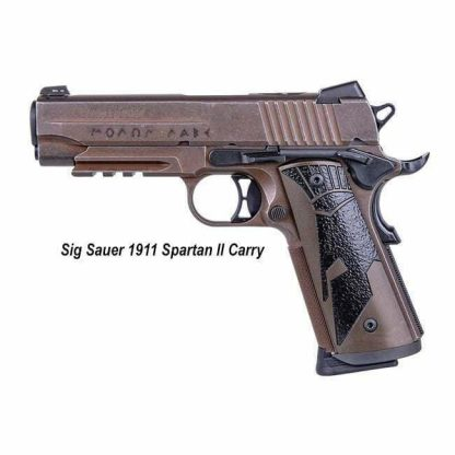 Sig Sauer 1911 Spartan II Carry,798681605125, in Stock, For Sale