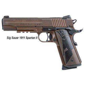 Sig Sauer 1911 Spartan II, 1911R-45-SPARTANII, 798681599202, in Stock, For Sale