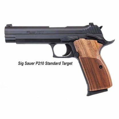 Sig Sauer P210 Standard, 798681555468, in Stock, For Sale