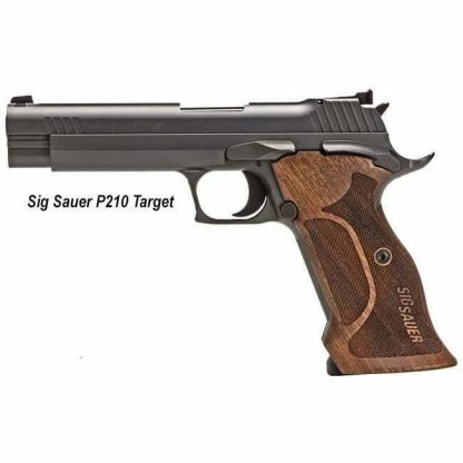 Sig Sauer P210 Target, 798681544752, in Stock, For Sale
