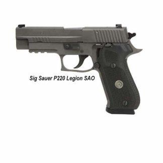 Sig Sauer P220 Legion SAO