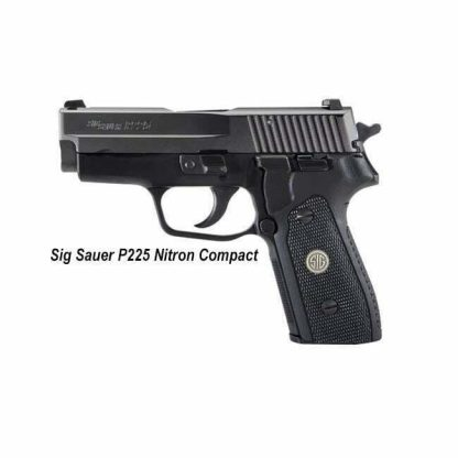 Sig Sauer P225 Nitron Compact, 225A-9-BSS-CL, 798681539222, in Stock, For Sale