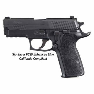 Sig Sauer P229 Enhanced Elite California Compliant, 229R-9-ESE-CA, 798681434732, in Stock, For Sale
