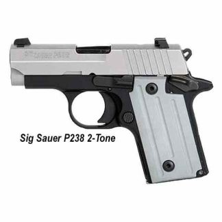 Sig Sauer P238 2-Tone California Compliant, Sig P238 2-Tone Micro Compact (CA), 238-380-TSS1-CA, 798681619573, For Sale, In Stock
