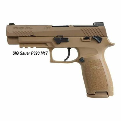 SIG Sauer P320 M17, SIG Sauer P320 M17, 798681582679, in Stock, For Sale