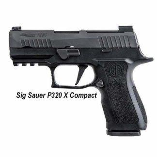 Sig Sauer P320 XCompact, Sig P320 XCompact, 9mm, 320XC-9-BXR3-R2, 798681618248, For Sale, In Stock