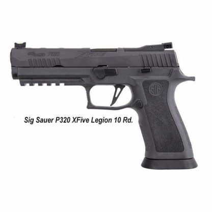 Sig Sauer P320 XFIVE Legion, 798681618286, in Stock, For Sale