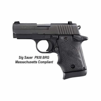 Sig Sauer P938 BRG Massachusetts Compliant, 938M-9-BRG-AMBI, 798681504114 , in Stock, For Sale