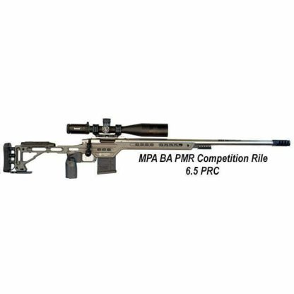 MPA BA PMR Competition Rifle 6.5 PRC, in Stock, For Sale